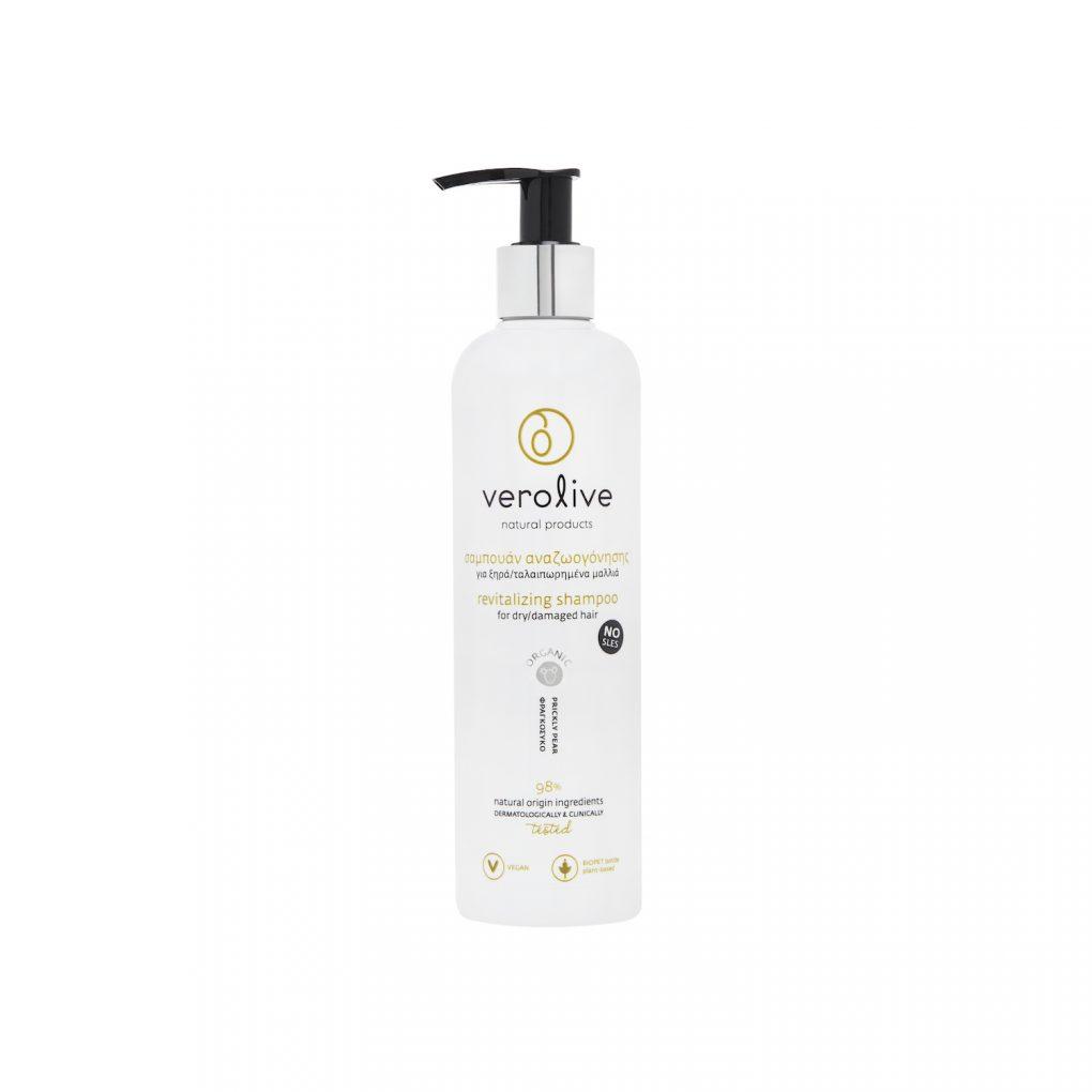 Innovative Revitalizing Shampoo for dry damaged hair